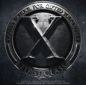 X-Men: First Class (Original Soundtrack)