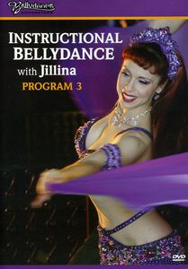 Instructional Bellydance With Jillina: Program 3 [Full Screen]