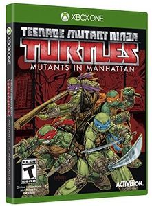 TMNT: Mutants in Manhattan for Xbox One