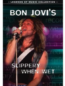 Bon Jovi-Slippery When Wet