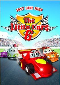 The Little Cars 6: Fast Lane Fury (W/  Bonus Little Cars 1)