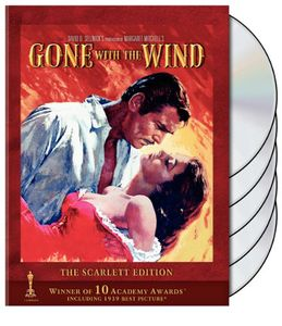 Gone With The Wind [The Scarlett Edition] [Full Frame] [5 Discs]