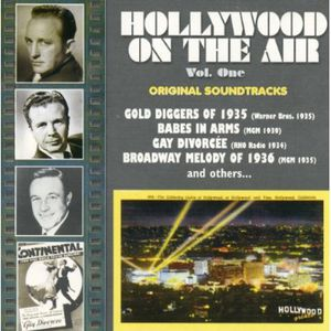 Hollywood on the Air 1 (Original Soundtrack) [Import]