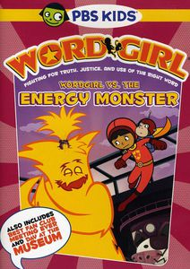 Wordgirl Vs. The Energy Monster