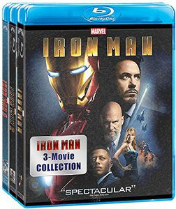 Iron Man: 3-Movie Collection