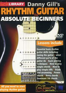 Rhythm Guitar for Absolute Beginners: Rhythm