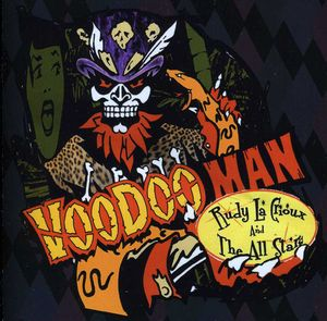 Voodoo Man [Import]