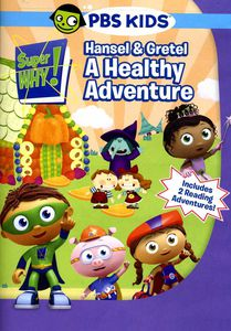 Super Why: Hansel & Gretel - a Healthy Adventure