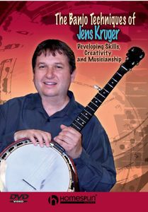 The Banjo Techniques Of Jens Kruger