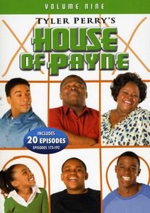 Tyler Perry's House Of Payne, Vol. 9