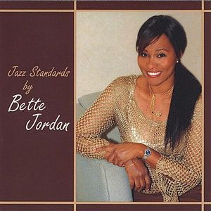 Jazz Standards By Bette Jordan