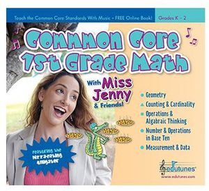 Common Core 1st Grade Math with Miss Jenny & Frien