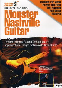 Monster Nashville Guitar