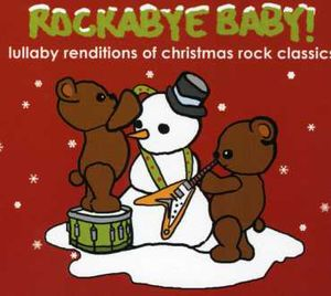 Christmas Rock Classics Lullaby Renditions