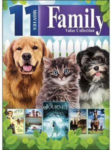 11-Movie Family Value Collection