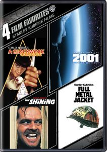 4 Film Favorites: Stanley Kubrick Films
