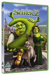 Shrek 2 [Full Frame] [With 2 Kung Fu Panda Pins] [Sensormatic]