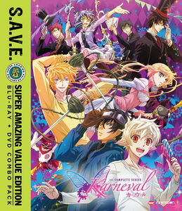 Karneval - The Complete Series - S.A.V.E.
