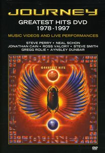 Greatest Hits DVD 1978-1997: Videos and Live Performances