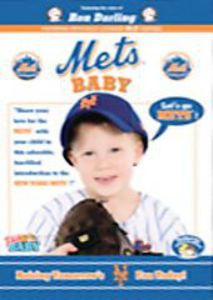 NY Mets Baby/ David Wright Topps Baby Card