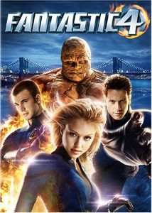 Fantastic Four [2005] [WS] [Sensormatic]