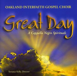 Great Day: A Cappella Negro Spirituals