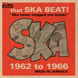 That Ska Beat 1962-66 /  Various