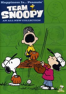 Happiness Is... Peanuts: Team Snoopy