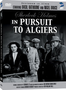 Sherlock Holmes: The Pursuit To Algiers