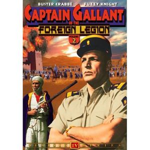 Captain Gallant of Foreign Legion 2