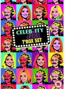 Celebrity Juice: Season 1-3 [Import]