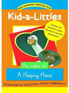 Kid-A-Littles Helping Hand