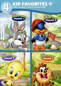 4 Kid Favorites: Baby Looney Tunes Collection
