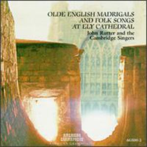 Olde English Madrigals