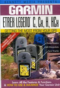 Garmin Etrex Legend C,Cx,H,Hcx