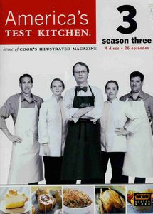 America's Test Kitchen: Season 3