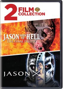 Jason Goes To Hell: The Final Friday/ Jason X