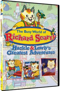 Busy World of Richard Scarry: Huckle & Lowly's