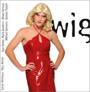 Wig - Hedwig and the Angry Inch