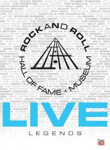 Rock & Roll Hall of Fame: Legends /  Various