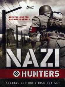 Nazi Hunters: UK 4 Disc Edition [Import]