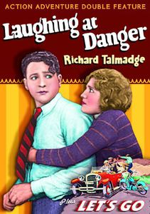 Action Adventure Double Feature: Laughing At Danger (1924)/ Lets Go(1923)