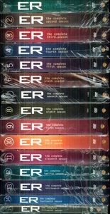 ER: The Complete Seasons One-Fifteen