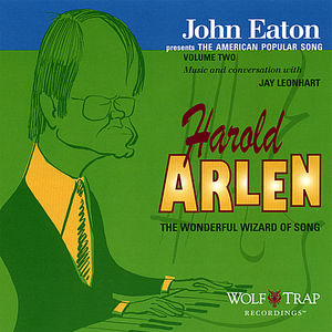 American Popular Song 2: Harold Arlen Wonderful