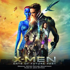 X-Men: Days of Future Past (Score) (Original Soundtrack)