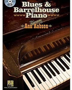Blues and Barrelhouse Piano