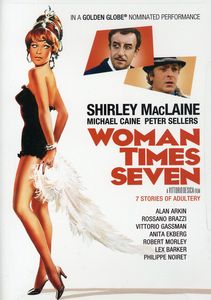 Woman Times Seven [Widescreen]