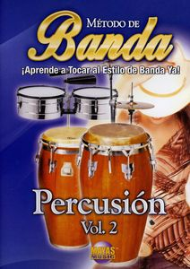 Banda Percusion, Vol. 2