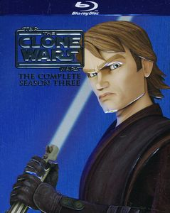 Star Wars: The Clone Wars: The Complete Season Three