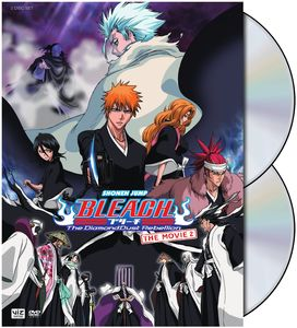 Bleach The Movie 2: The Diamond Dust Rebellion [Full Frame] [O-Card]